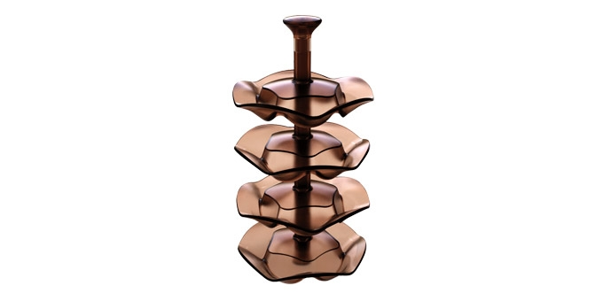 Holder myDRINK, for 20 Nespresso capsules