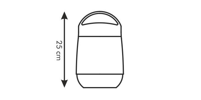 Термос для продуктов FAMILY, 1,4 л.