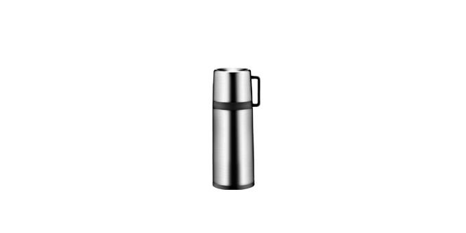Termos c/ chávena CONSTANT 0.3 L, aço inoxidável