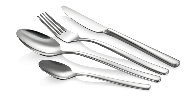 Table cutlery VICTORIA, set of 24