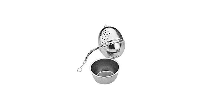 Tee-Ei PRESTO mit Schale
