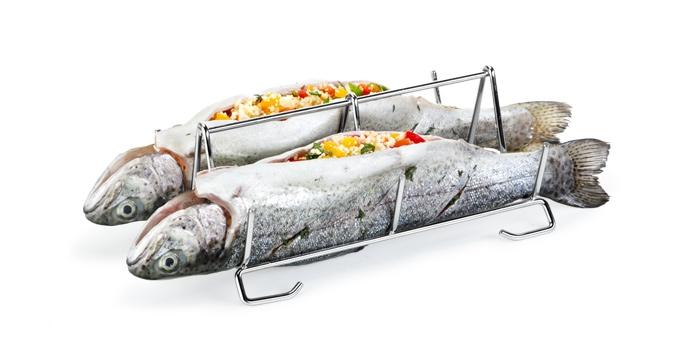 Suporte para peixe GrandCHEF