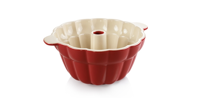 Stampo ciambella in ceramica DELÍCIA
