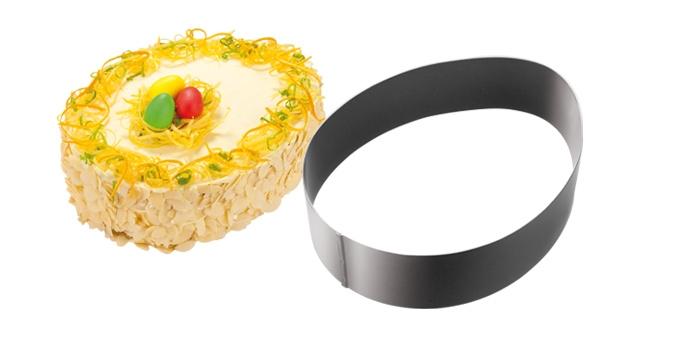 Forma/corta massas ovo de Páscoa DELÍCIA
