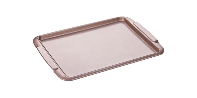Tabuleiro de forno DELÍCIA GOLD 43x27 cm