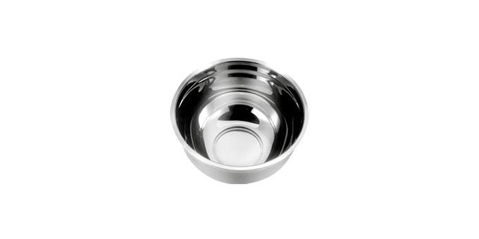 Ciotola DELÍCIA, acciaio inox, ø 20 cm, 2.5 l
