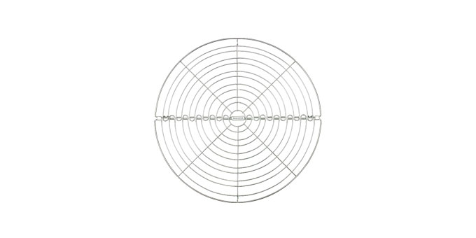 Unterlage DELÍCIA, zusammenlegbar, ø 32 cm