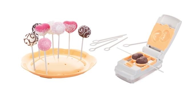 Stampo per cake pops DELÍCIA, 6 forme