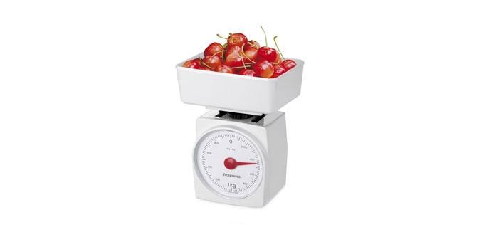 Bilancia da cucina ACCURA, 2.0 kg