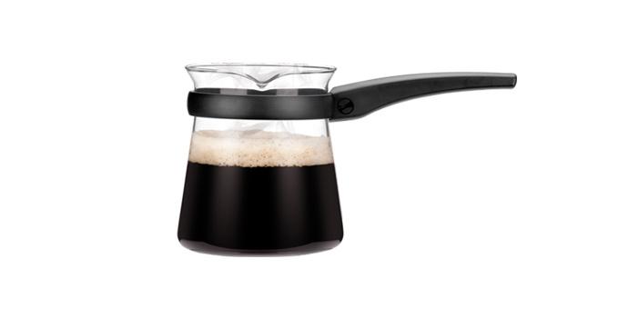 Cafeteira em vidro TEO 0.5 l