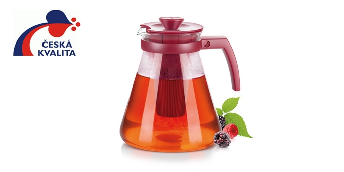 Tea maker TEO TONE 1.7 l, with infuser