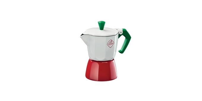 Cafeteira PALOMA Tricolore, 1 chávena