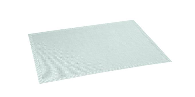 Place mat FLAIR STYLE 45x32 cm, sky-blue