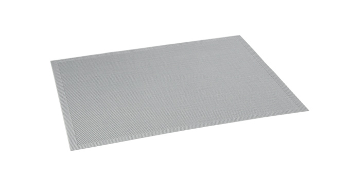 Place mat FLAIR STYLE 45x32 cm, pearl