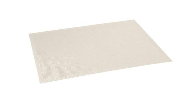 Place mat FLAIR STYLE 45x32 cm, cream