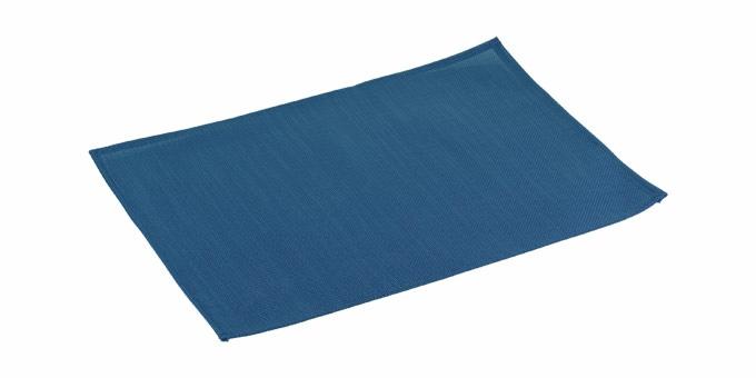 Base individual FLAIR CLASSIC 45x32 cm, azul
