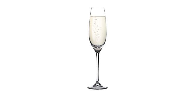 9a3664bd61f23 Poháre na šampanské Sommelier 210 ml, 6 ks
