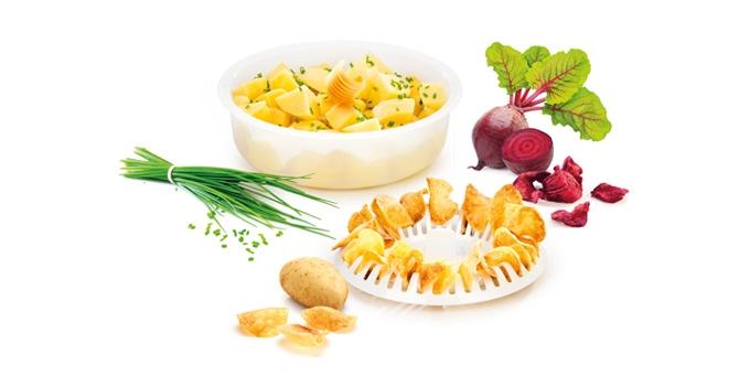 Tacho para batatas PURITY MicroWave