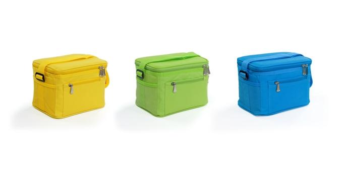 thermobox mit gel k hlkissen coolbag 2 dosen. Black Bedroom Furniture Sets. Home Design Ideas