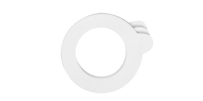Goma para tarros con cierre mecánico DELLA CASA, 3 pzs