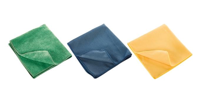Ściereczki domowe CLEAN KIT, zestaw 3 szt.