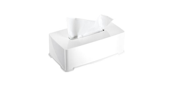 Pojemnik na chusteczki higieniczne CLEAN KIT