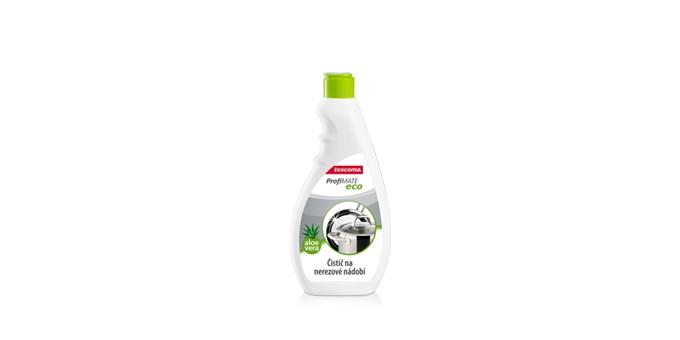 Detergente per pentolame in acciaio inox ProfiMATE 500 ml, Aloe vera