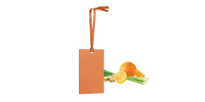 Cartão perfumado FANCY HOME, Erva-limão