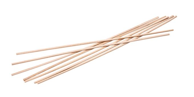 Palillos de ratán para ambientador FANCY HOME, 14 pzs
