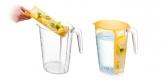 Džbán myDRINK 2.5 l, 4 poháry s víčkem