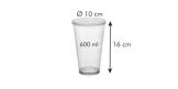 Copo c/ tampa myDRINK 600 ml