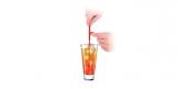Colher de cocktail myDRINK, 3 pcs