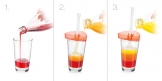 Funnel for layered drinks myDRINK
