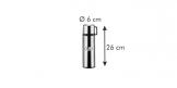 Termos c/ chávena CONSTANT 0.5 L, aço inoxidável