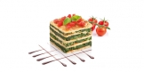 Food shaping moulds PRESTO FoodStyle, squares, 3 pcs