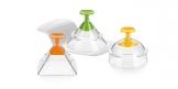 3D formičky na tvarovanie pokrmov PRESTO FoodStyle, 3 tvary