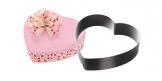 Forma na pečenie/vykrajovač Valentínske srdce DELÍCIA