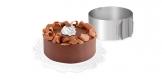 Nastaviteľná forma na tortu guľatá DELÍCIA