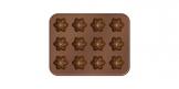 Formičky na čokoládu DELÍCIA CHOCO, hviezdičky