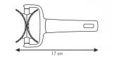 Rullo taglia ravioli tondi DELÍCIA ø 7.0 cm
