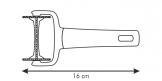 Rullo taglia ravioli quadrati DELÍCIA ø 7.0 cm