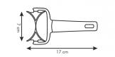 Rullo tagliapasta tondo DELÍCIA, 7 cm