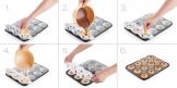 Inserto per muffin ai due gusti DELÍCIA