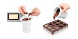 Contenitore per glassa al cioccolato DELÍCIA