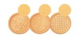 Timbro per biscotti DELÍCIA, 6 decori
