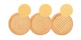 Pieczątka do ciastek DELÍCIA, 6 wzorów