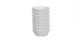 Cukrářský košíček bílý DELÍCIA ø 4.0 cm, 200 ks