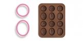 Formičky na čokoládu DELÍCIA KIDS, rozprávka