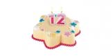 Velas para aniversário DELÍCIA KIDS, quatro