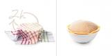 Koszyk z miską na domowy chleb DELLA CASA